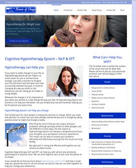 Hypnotherapy Epsom
